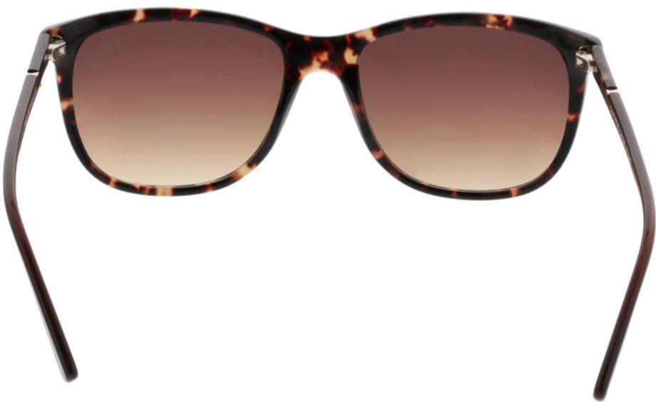 Picture of glasses model Comma77037 60 braun/havanna 55-17 in angle 180