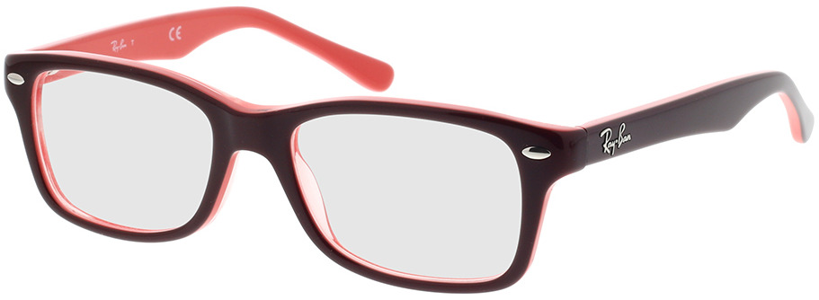 Picture of glasses model Ray-Ban Junior RY1531 3840 48-16 in angle 330