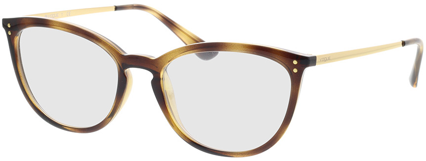 Picture of glasses model Vogue VO5276 W656 51-17 in angle 330