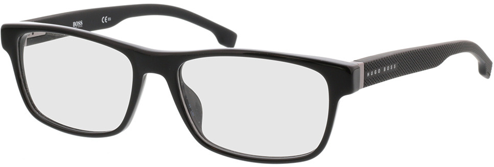 Picture of glasses model Boss BOSS 1041 807 55-17 in angle 330