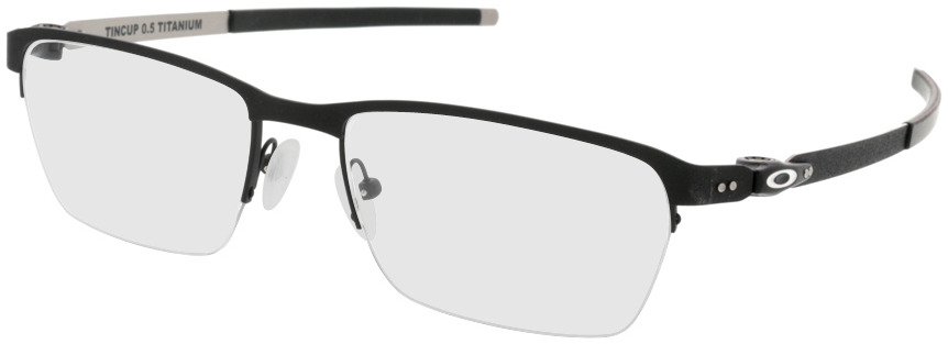 Picture of glasses model Oakley Tincup 0.5 Titanium OX5099 01 53-18 in angle 330