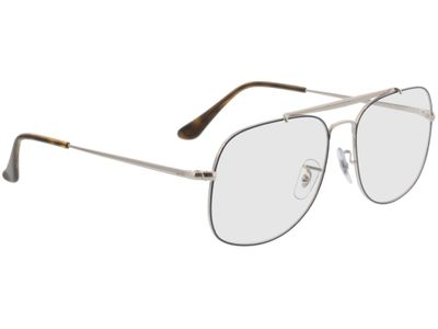Brille Ray-Ban The General RX6389 2970 57-16