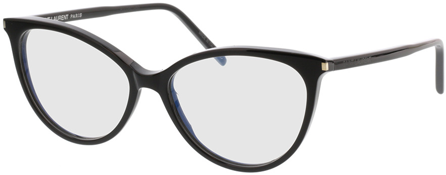Picture of glasses model Saint Laurent SL 261-001 53-15 in angle 330