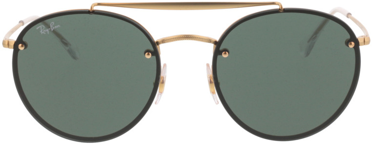 Picture of glasses model Ray-Ban RB3614N 914071 54-18 in angle 0