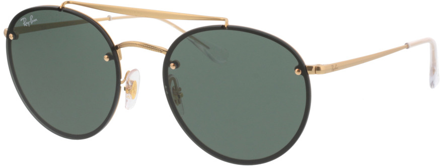 Picture of glasses model Ray-Ban RB3614N 914071 54-18