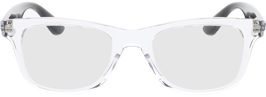 Picture of glasses model Ray-Ban RX4640V 5943 50-20 in angle 0