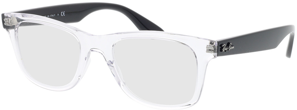 Picture of glasses model Ray-Ban RX4640V 5943 50-20 in angle 330