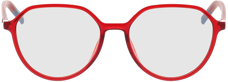 Picture of glasses model Tommy Hilfiger TJ 0011 C9A 50-16 in angle 0