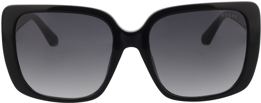 Picture of glasses model Guess GU7788-S 01B 58 in angle 0