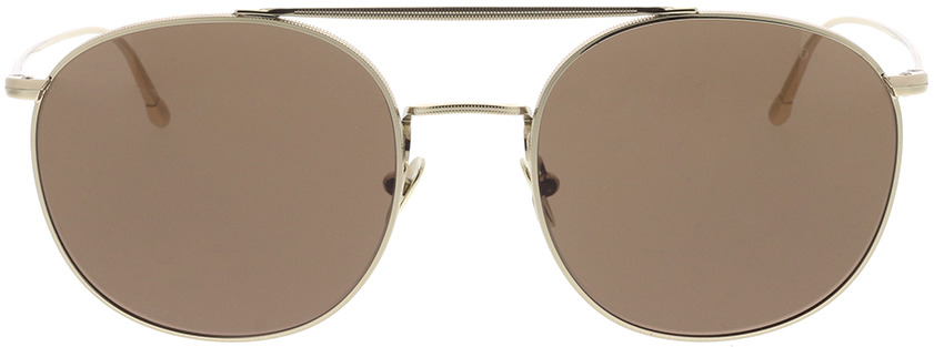 Picture of glasses model Giorgio Armani AR6092 301373 56-20 in angle 0