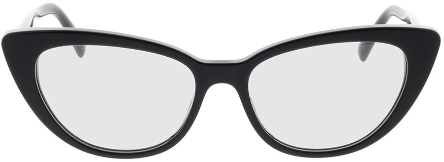 Picture of glasses model Versace VE3286 GB1 54-16 in angle 0
