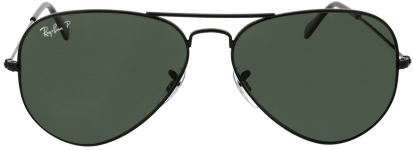 Picture of glasses model Ray-Ban Aviator RB3025 002/58 58-14