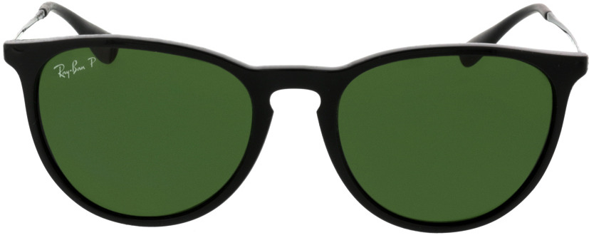 Picture of glasses model Ray-Ban Erika RB4171 601/2P 54-18 in angle 0
