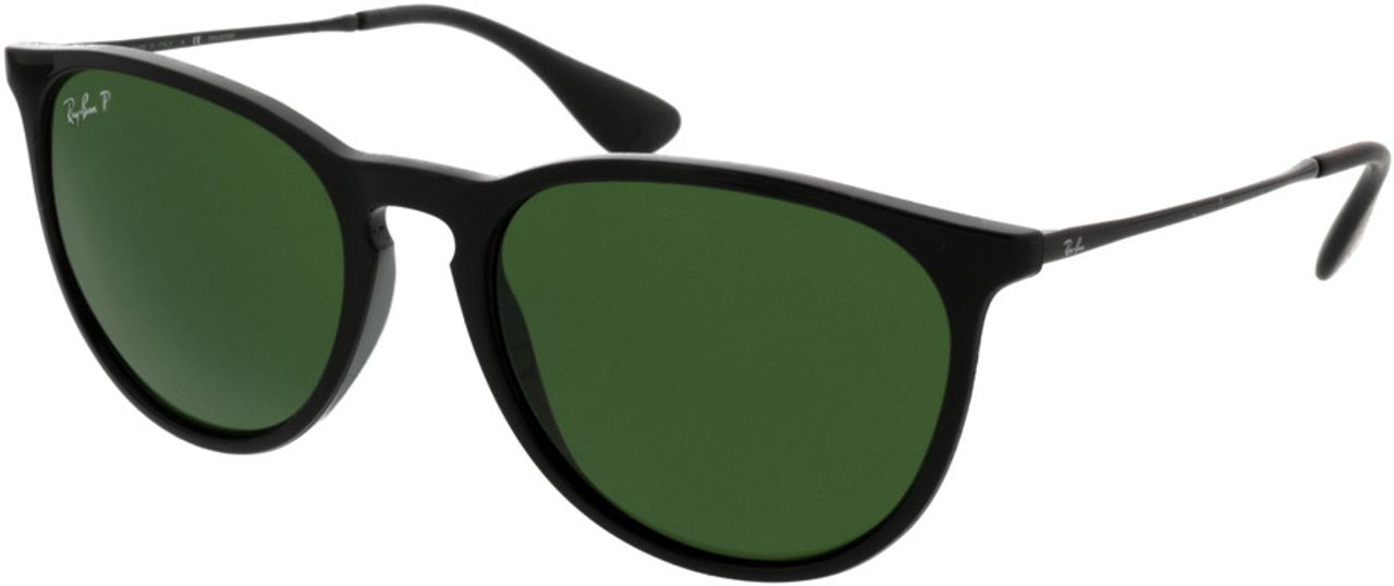 Picture of glasses model Ray-Ban Erika RB4171 601/2P 54-18 in angle 330