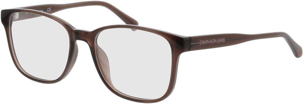 Picture of glasses model Calvin Klein Jeans CKJ19507 210 53-17 in angle 330