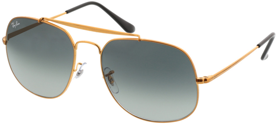 Picture of glasses model Ray-Ban RB3561 197/71 57-17