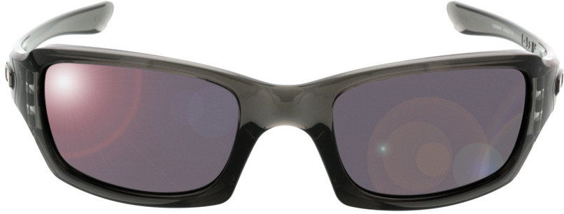 Picture of glasses model Oakley Fives Squared OO9238 05 54-20 in angle 0