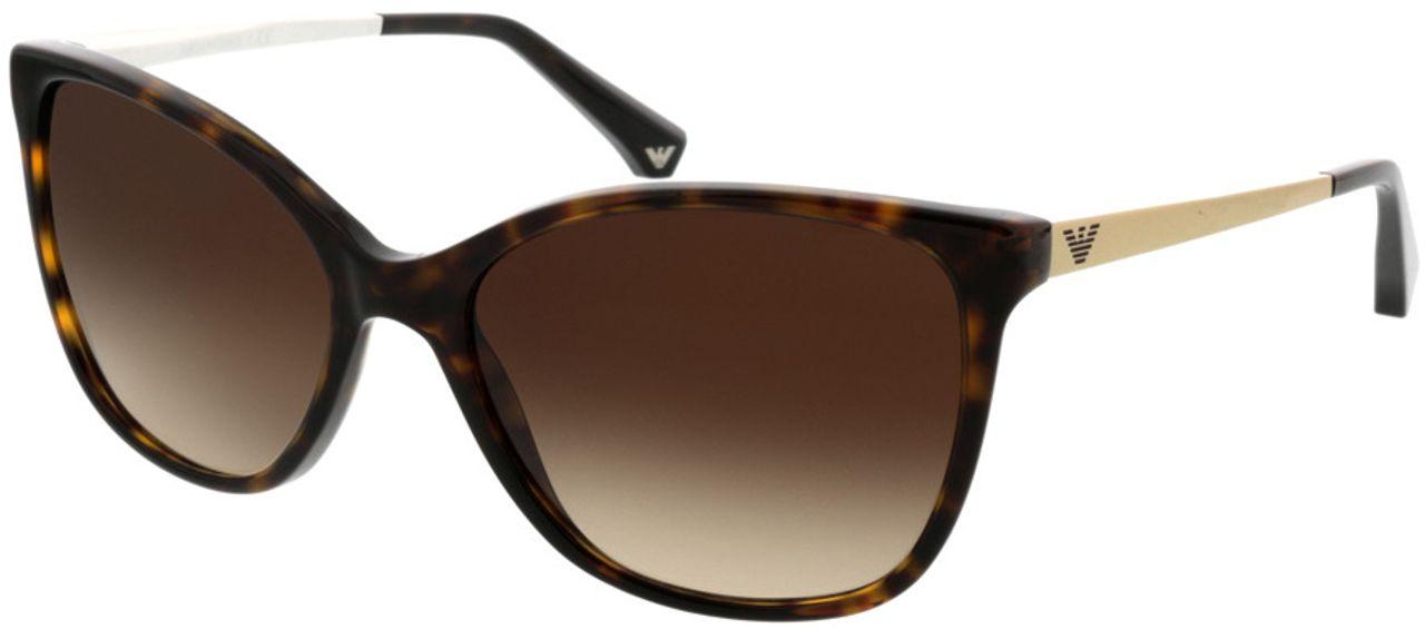 Picture of glasses model Emporio Armani EA4025 502613 55-17 in angle 330