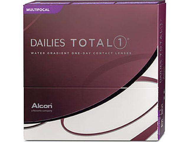 Dailies Total 1 Multifocal 90er Box