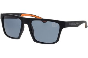 Superdry SDS Urban 104P rubberised black/orange 56-18