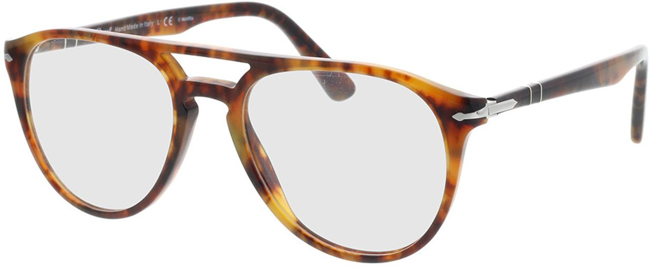 Picture of glasses model Persol PO3160V 108 52-18 in angle 330