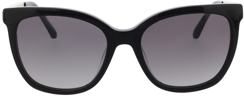 Picture of glasses model Calvin Klein CK21703S 001 55-18 in angle 0