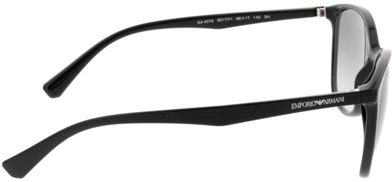 Picture of glasses model Emporio Armani EA4073 501711 56-17 in angle 90