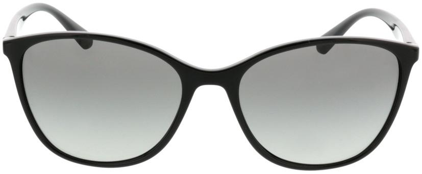 Picture of glasses model Emporio Armani EA4073 501711 56-17 in angle 0
