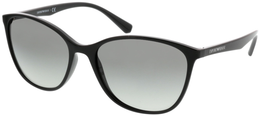 Picture of glasses model Emporio Armani EA4073 501711 56-17 in angle 330