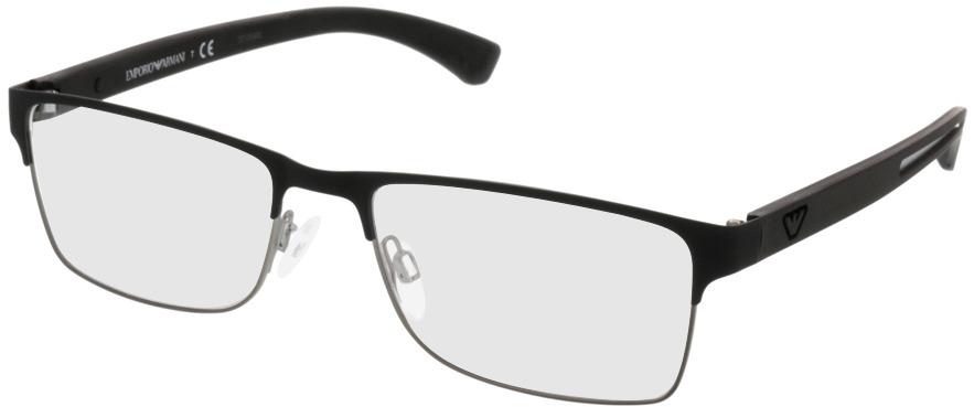Picture of glasses model Emporio Armani EA1052 3094 53-17 in angle 330