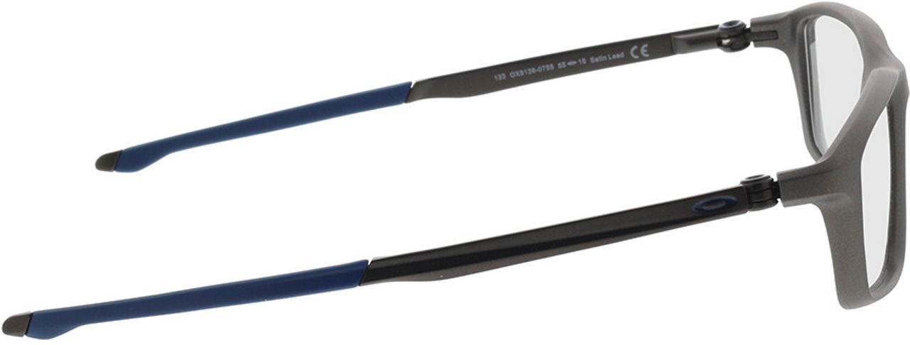 Picture of glasses model Oakley Chamber OX8138 07 55-16 in angle 90