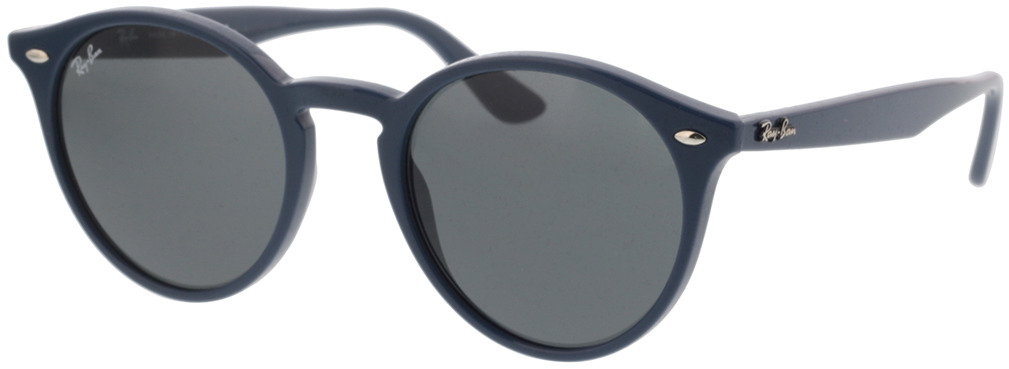 Picture of glasses model Ray-Ban RB2180 657687 51-21 in angle 330