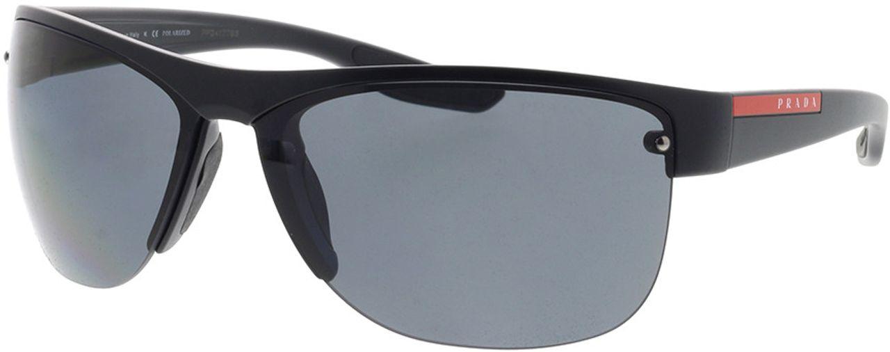 Picture of glasses model Prada Linea Rossa PS 17US 1BO5Z1 68-10 in angle 330
