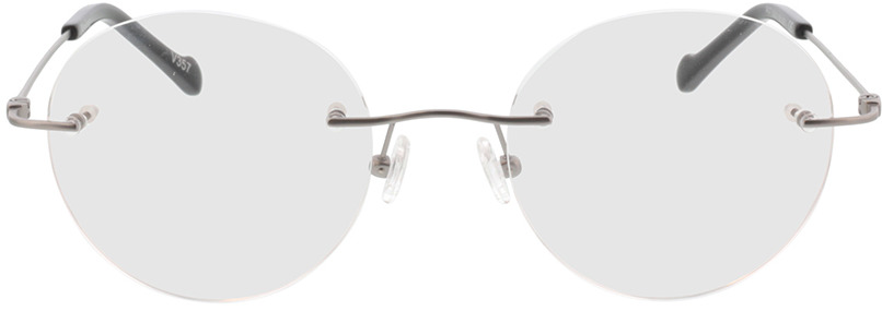 Picture of glasses model Molina-silber in angle 0