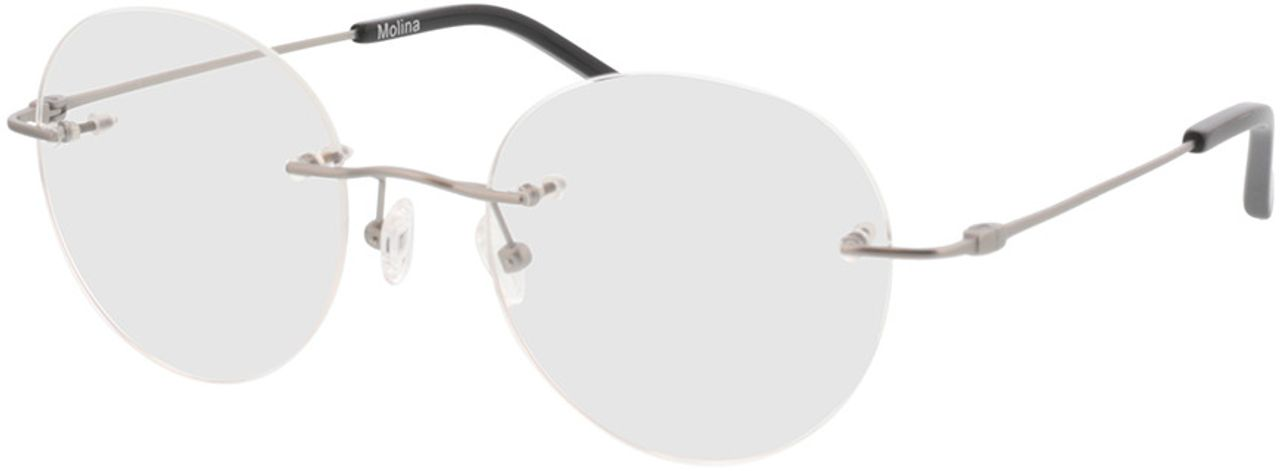 Picture of glasses model Molina-silber in angle 330
