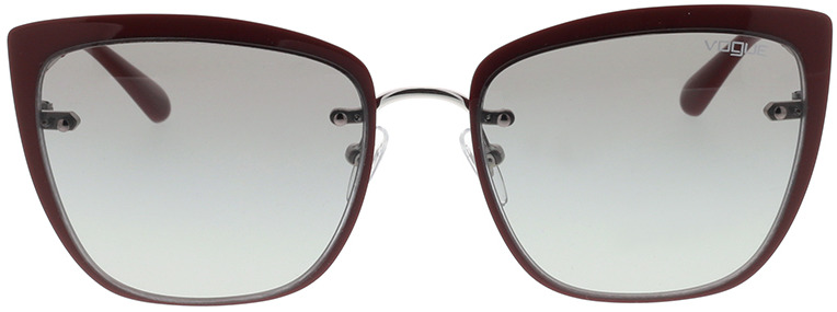 Picture of glasses model Vogue VO4158S 323/11 55-17 in angle 0