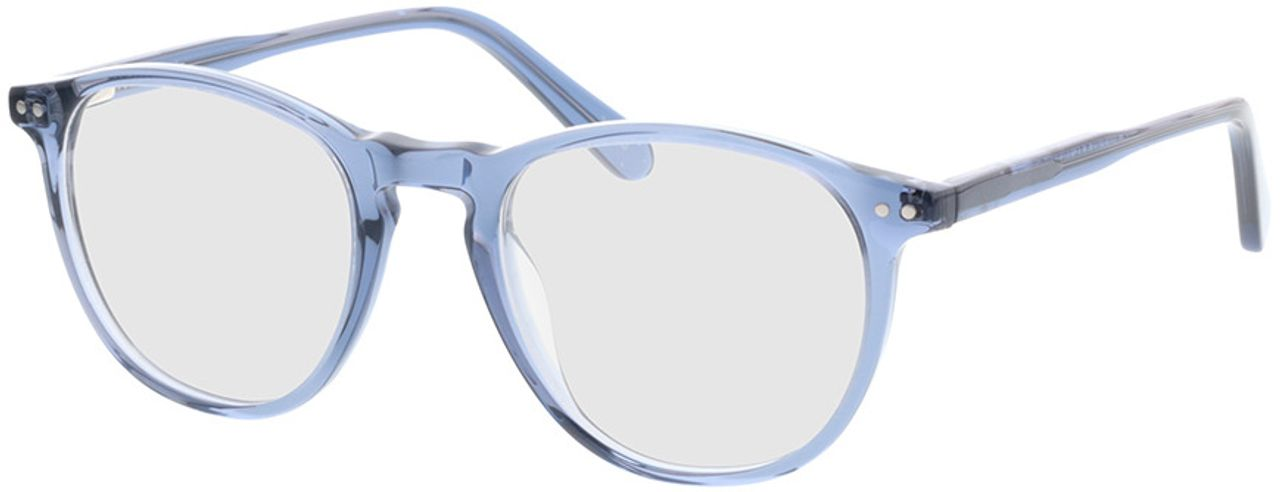 Picture of glasses model Alvin-blau in angle 330