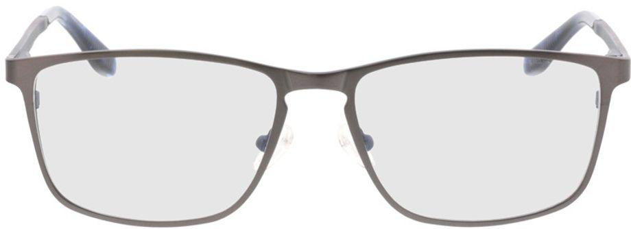 Picture of glasses model Nidus-matt anthrazit in angle 0