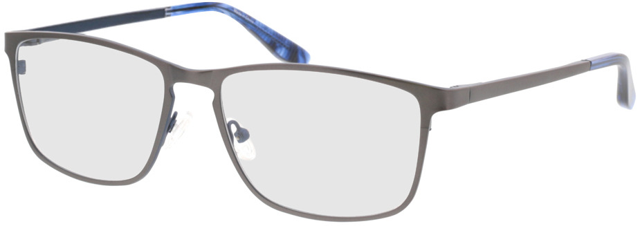 Picture of glasses model Nidus-anthracite mat in angle 330