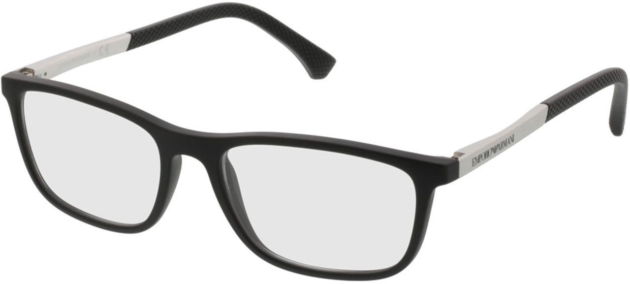 Picture of glasses model Emporio Armani EA3069 5063 53-17 in angle 330