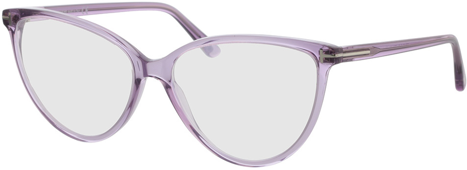 Picture of glasses model Tom Ford FT5743-B 078 57-15 in angle 330