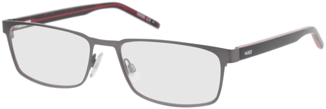 Picture of glasses model Hugo HG 1075 R80 58-18 in angle 330