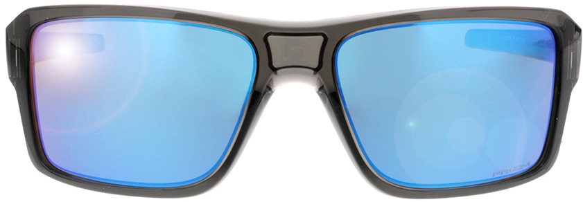 Picture of glasses model Oakley Double Edge OO9380 06 66-17 in angle 0