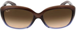 Picture of glasses model Ray-Ban Jackie Ohh RB4101 860/51 58-17