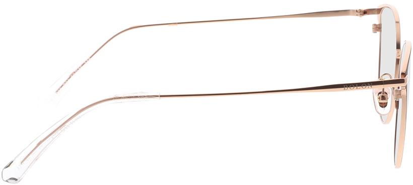 Picture of glasses model Bolon BJ1360 B31 52-16 in angle 90