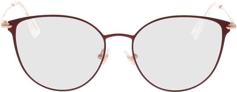Picture of glasses model Bolon BJ1360 B31 52-16 in angle 0