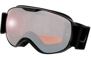 Skibrille Pioneer schwarz M