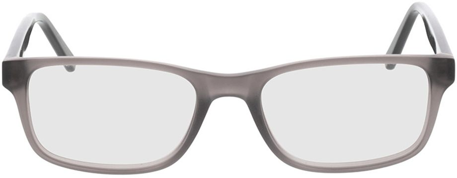 Picture of glasses model Korban-matt grau in angle 0
