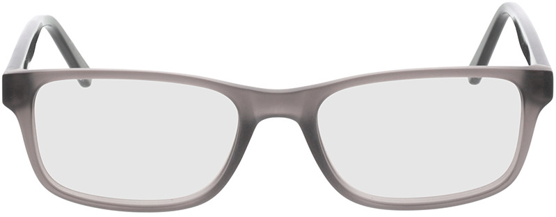 Picture of glasses model Korban-mate cinzento in angle 0