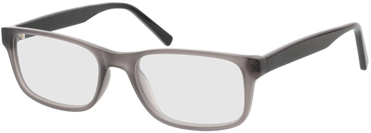 Picture of glasses model Korban-matt grau in angle 330